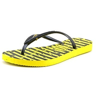 Havaianas Original Slim Beauty & The Beast Open Toe Synthetic Flip Flop Sandal