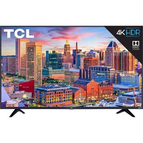 """43"""" 4K LED TV With Roku"""