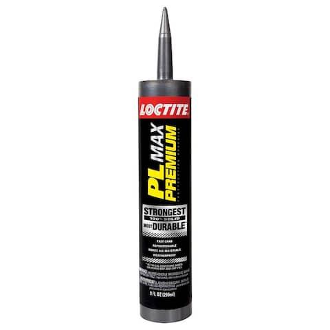 Loctite 2292244 PL Premium Max Construction Adhesive, 9 Oz