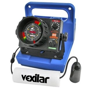 Vexilar 900030 FL-8SE Genz Pack 19 Degree Transducer