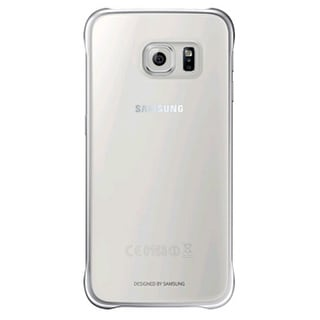 Samsung - Protective Cover Galaxy S6 - Clear