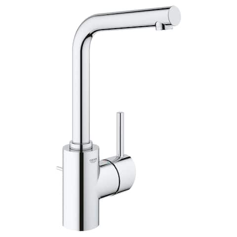 Grohe 23 737 2 Concetto 1.2 GPM Single Hole Bathroom Faucet with