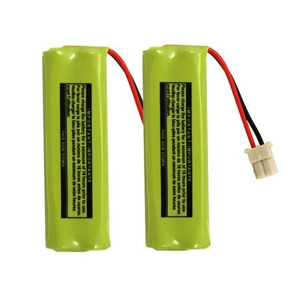 Replacement BT183482 Battery f/ Motorola CS6409 / DS6422-4 / LS6425-3 Phone Models (2 Pack)