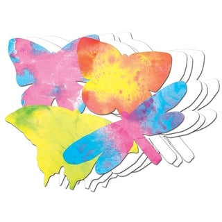 Color Diffusing Butterflies