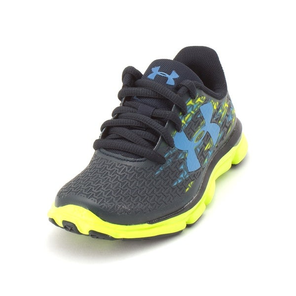 75ed0a5a7c Shop Kids Under Armour Boys BPS CF Rebelspeed Low Top Lace Up ...