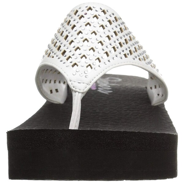 skechers women's vinyasa bindu flip flop