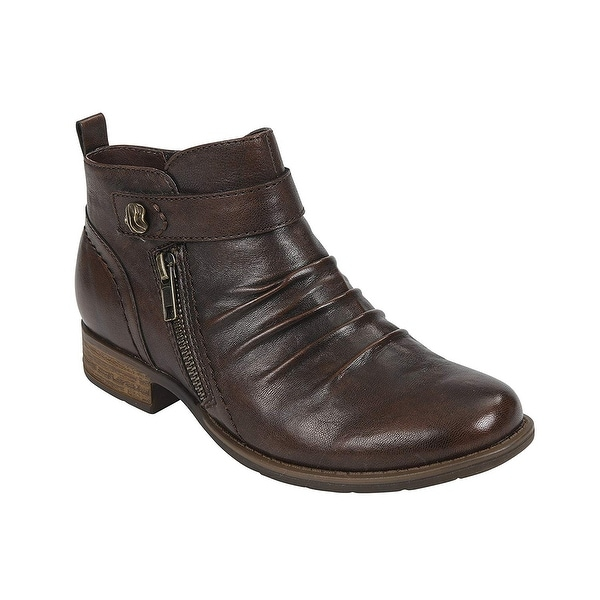 Shop Earth Womens Brook Leather Round
