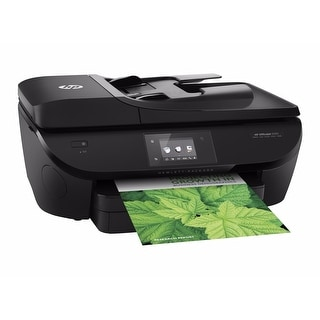 HP OfficeJet 5740 Wireless All-in-One Photo Printer with Mobile Printing, Instant Ink ready B9S76A
