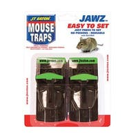 JT Eaton 409 Jawz Mouse Trap, Pack/2