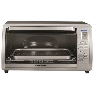 Applica CTO6335S Stainless Steel countertop Convection Oven - Silver