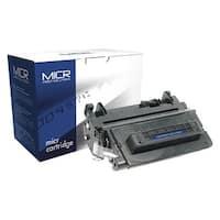 MICR Print Solutions Toner-Black Compatible with CE390AM MICR Toner