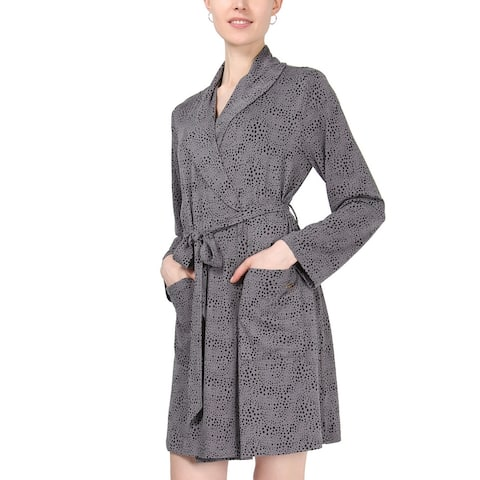 Memoi Animal Lace Robe