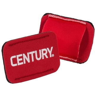 Century Neoprene Knuckleshield Handwrap Padded Inserts - Red - boxing mma