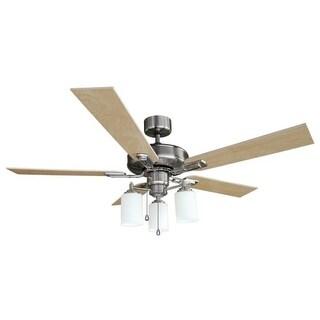 "Design House 556621 Aubrey 52"" 5 Blade Hanging Ceiling Fan"