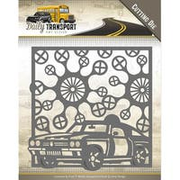 Find It Trading Amy Design Daily Transport Die-Car Frame