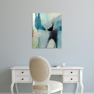 Easy Art Prints Sidsel Brix's 'Farewell' Premium Canvas Art