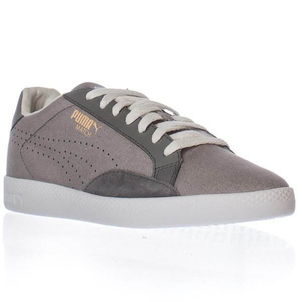 Puma Classic Low Lace-up Sneakers - Frost Gray/Vaporous