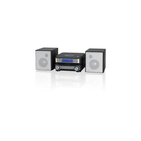 GPX GPXHC221BB Gpx Hc221b Horizontal Am-fm-cd Player