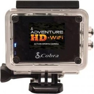 Cobra Electronics 5210 Adventure HD Action Camera with Wifi