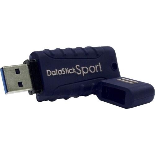 """Centon S1-U3W2-32G Centon MP Essential USB 3.0 Datastick Sport (Blue) 32GB - 32 GBUSB 3.0 - Blue - 1 Pack"""