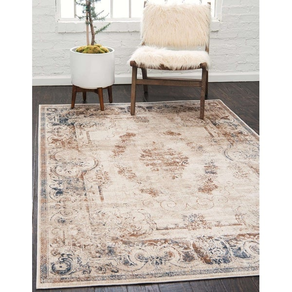 Unique Loom Lincoln Chateau Area Rug