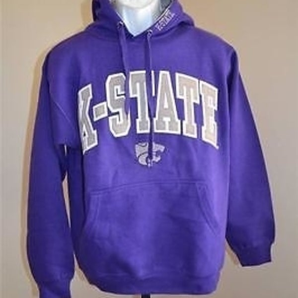 b309bc463818 Shop MINOR FLAW - Kansas State University Wildcats MENS MEDIUM M Hoodie  55VK - Free Shipping On Orders Over $45 - Overstock - 23064413