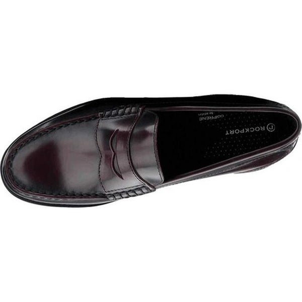 Rockport adiPRENE by Adidas Men's Burgundy Loafers