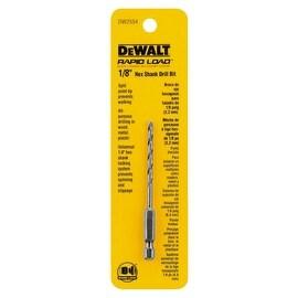 """DeWalt 1/8"""" Drill Bit"""