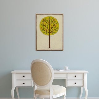Easy Art Prints June Erica Vess's 'Orchard Vignette I' Premium Canvas Art