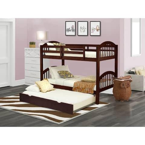 Verona Twin Over Twin Bunk Bed