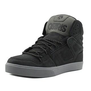 Osiris Clone Black/Charcoal/Work Skateboarding Shoes