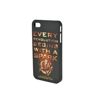 Hunger Games Catching Fire Every Revolution Iphone 4 Cover - multi