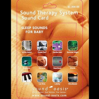 Sound Therapy System Sound Card SC-300-05