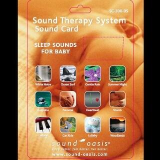 Sound Therapy System Sound Card SC 300 05