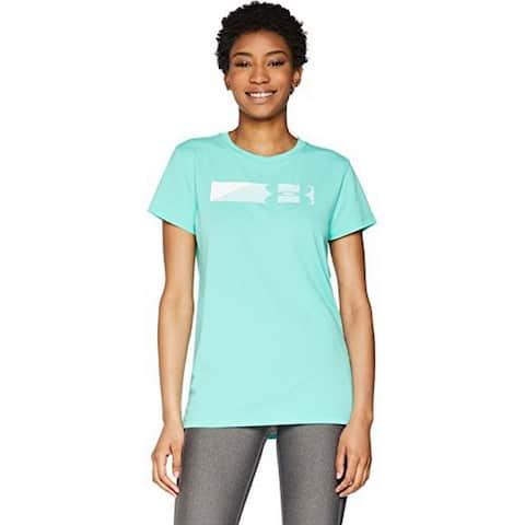 Under Armour Womens Sportstyle Branded Graphic