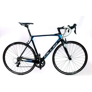 Blue Axino EX Ultegra 53cm Carbon Fiber Road Bike Shimano 11 Speed 700c NEW