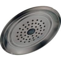 """Delta RP48686 1.75 GPM Universal 7-1/2"""" Wide Rain Shower Head with Touch-Clean® Technology - Limited Lifetime Warranty - n/a"""