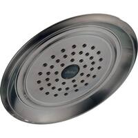 "Delta RP48686 1.75 GPM Universal 7-1/2"" Wide Rain Shower Head with Touch-Clean® Technology - Limited Lifetime Warranty"