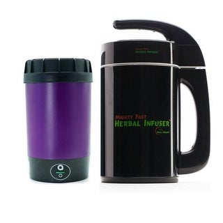 Ardent Nova Decarboxylator & Mighty Fast Herbal Infuser