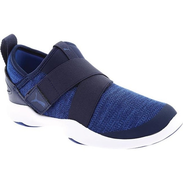 d0cc2445f Shop PUMA Women's Dare AC Trainer Peacoat/Sodalite Blue - On Sale ...