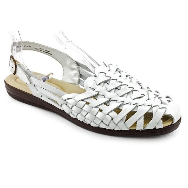 Softspots Tobago Women White Sandals