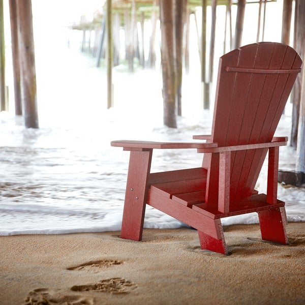 Idria Outdoor Adirondack Chair by Havenside Home. Opens flyout.