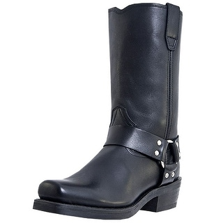 Shop Dingo Motorcycle Boots Mens Leather Dean Harness