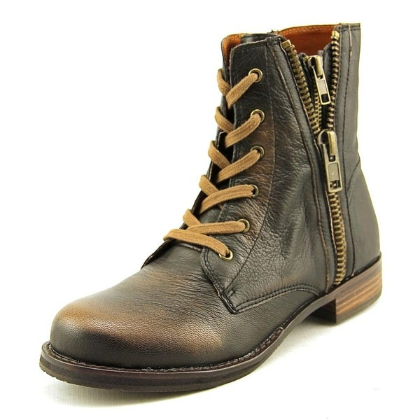 Mia Heritage Fatina Women Brown Boots
