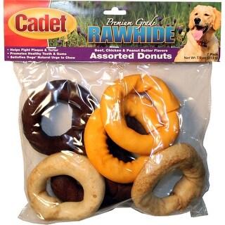 Cadet Premium Rawhide Assorted Donuts)