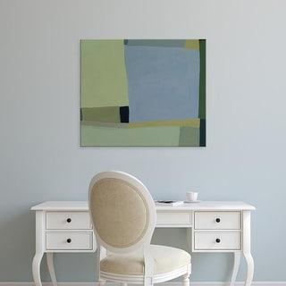 Easy Art Prints Tamar Zinn's 'Loretta's View 6' Premium Canvas Art