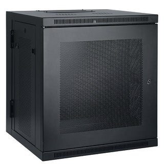 Tripp Lite 12U Wall Mount Server Rack Enclosure Cabinet SRW12US Wall-Mount Rack Cabinet