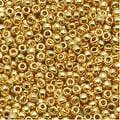 Toho Round Seed Beads 8/0 PF557 'Galvanized Starlight' 8g - Thumbnail 0