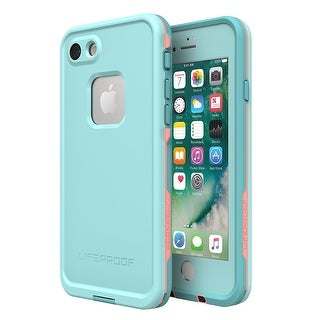 Lifeproof FR SERIES Waterproof Case for iPhone 8 & 7 - Wipeout (Blue Tint/Fusion Coral/Mandala Nay)
