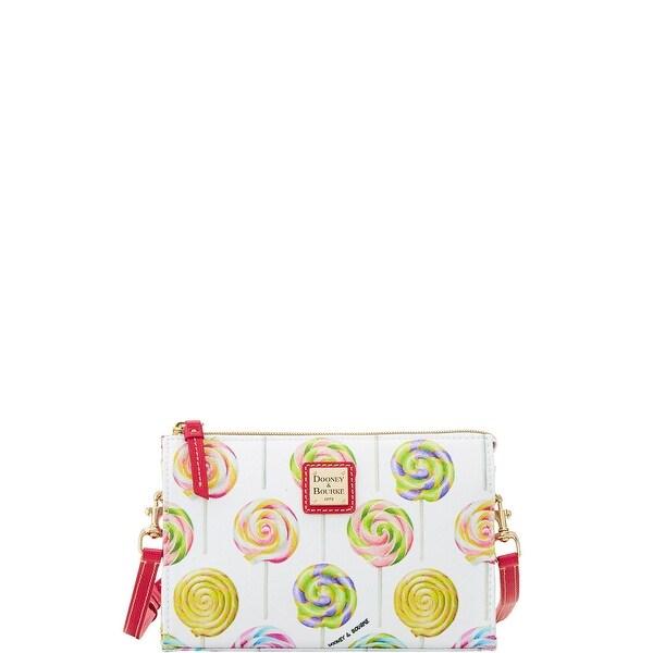 48570cc8462fe9 Dooney & Bourke Swirl Lollipop Janine Crossbody Shoulder Bag  (Introduced by Dooney &